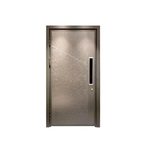 WDMA Arches Exterior Door Aluminium External Patio French Double Door