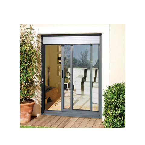 China WDMA Aluminium sliding door Aluminum Sliding Doors