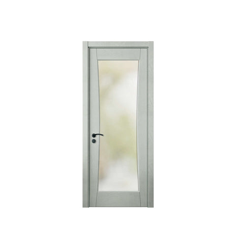 China WDMA wood panel door design Wooden doors