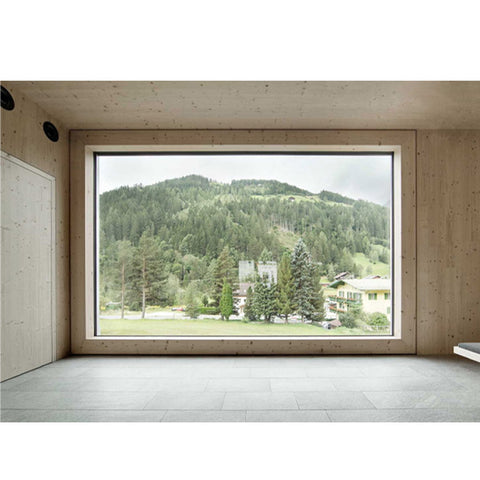 WDMA Big Picture Window Panoramic Window Floor To Ceiling Window Cost