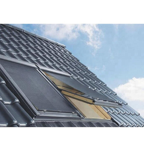 WDMA Bullet Proof Balcony Aluminium Glass Roof Window Skylight Price