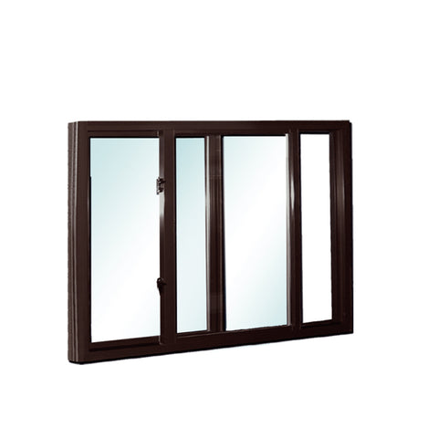 China WDMA sliding glass reception window Aluminum Sliding Window
