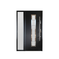 China WDMA Modern Exterior Stainless Steel Door