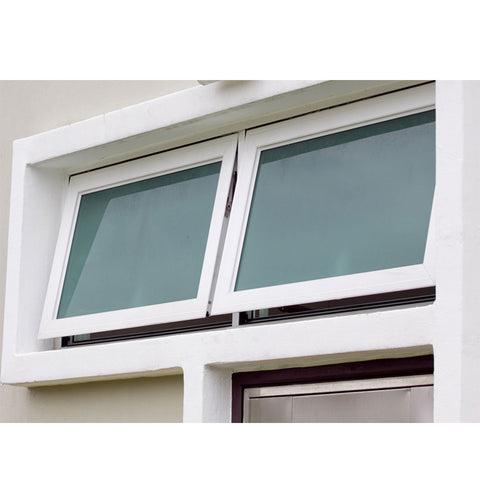 China WDMA aluminum hung window Aluminum awning Window