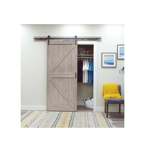 WDMA Cheap House Wood Marriott Hotel Sliding Barn Door Price