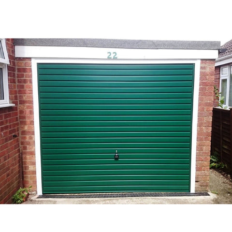 China WDMA transparent sectional garage door Garage Door Roller Shutter Door