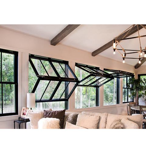 China WDMA Fold Up Windows