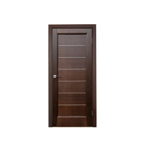 WDMA China Suppliers Bedroom Wooden Door Hotel Rooms Designs