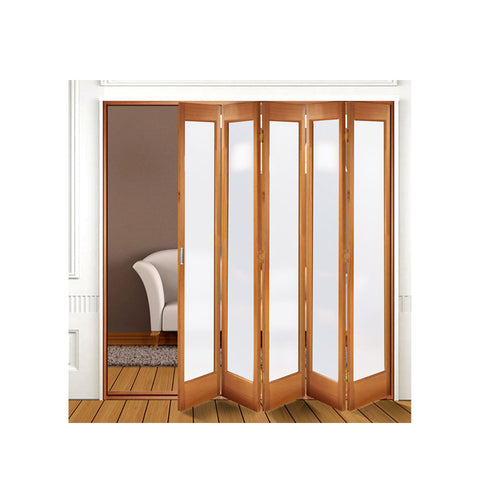 China WDMA automatic wood sliding door Wooden doors