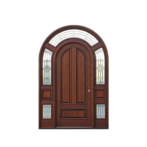 China WDMA Latest Design Wooden Door Interior Door Room Door