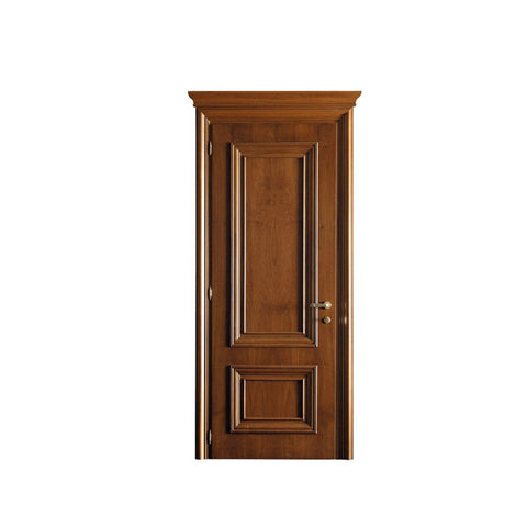 China WDMA double door design catalogue Wooden doors