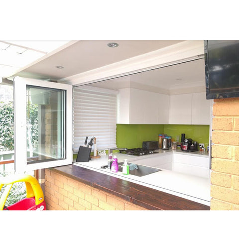 China WDMA Double Glazed Aluminium Window