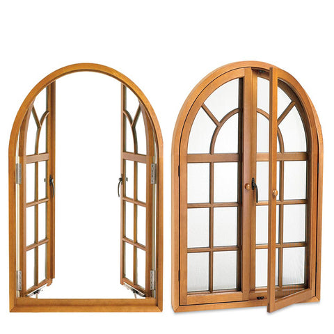 China WDMA Modern Wooden Window Designs
