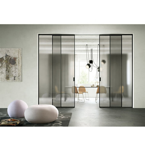 WDMA Elegant Exterior Aluminium Sliding Doors And Window Design Slim Frame Within Large Glass Sliding Doors Designs Home