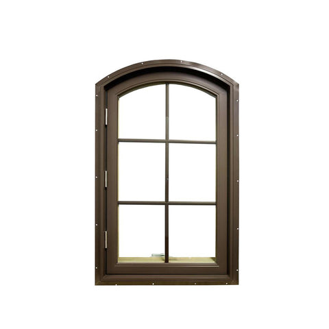 China WDMA aluminum window Aluminum Casement Window
