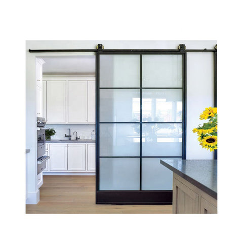 WDMA Exterior Aluminium Shop Front Frameless Glass Swing Door Restaurant Entrance Price Philippines