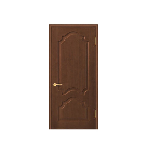 China WDMA external wooden door and frame Wooden doors