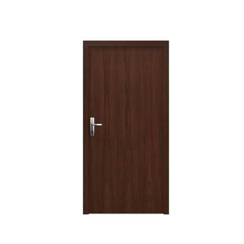 China WDMA fancy wooden double door Wooden doors