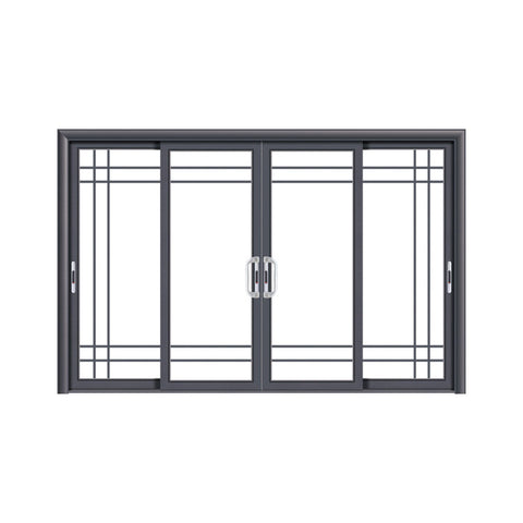 China WDMA Auto Sliding Glass Door