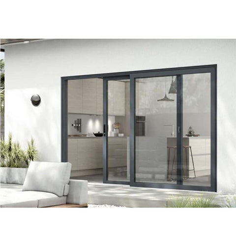China WDMA Florida approval sliding door Aluminum Sliding Doors