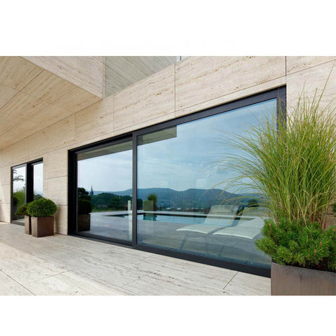 China WDMA Sliding Doors Exterior