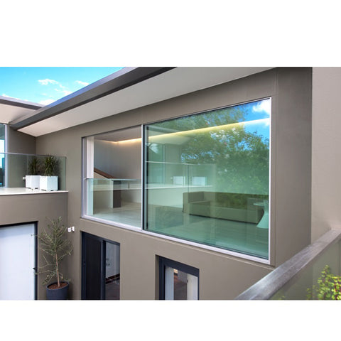 WDMA French Style Aluminum Window Design