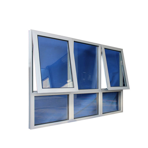 China WDMA aluminum alloy door and window Aluminum Awning Window