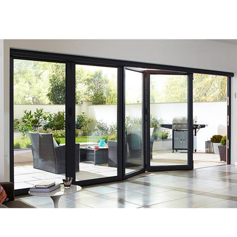 China WDMA Interior Folding Doors
