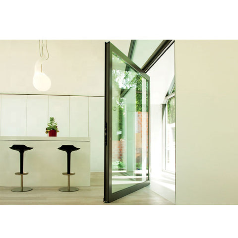 China WDMA Glass Door Without Frame
