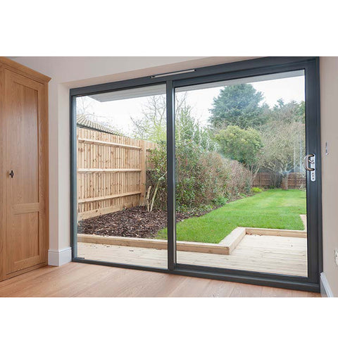 China WDMA Aluminium Sliding Door Price