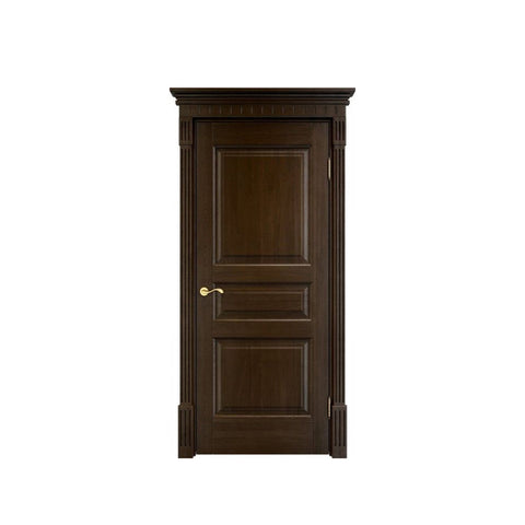 WDMA Interior Wooden Room Door Design Philippines