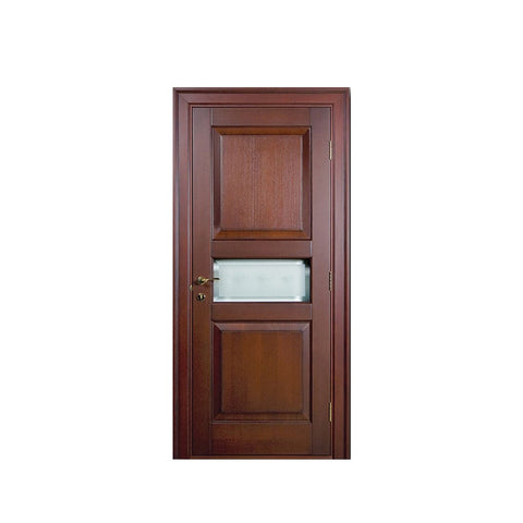 China WDMA house door model Wooden doors