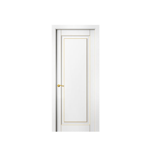 China WDMA solid teak wood doors Wooden doors