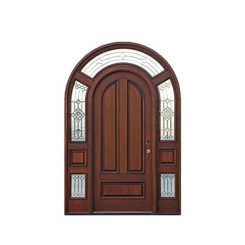 China WDMA main door carving designs Wooden doors