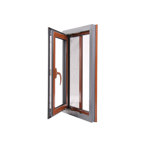China WDMA bathroom casement windows Aluminum Casement Window