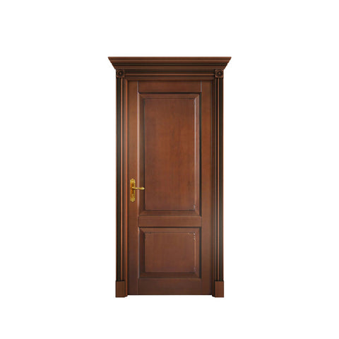 China WDMA 32 x 79 exterior door Wooden doors