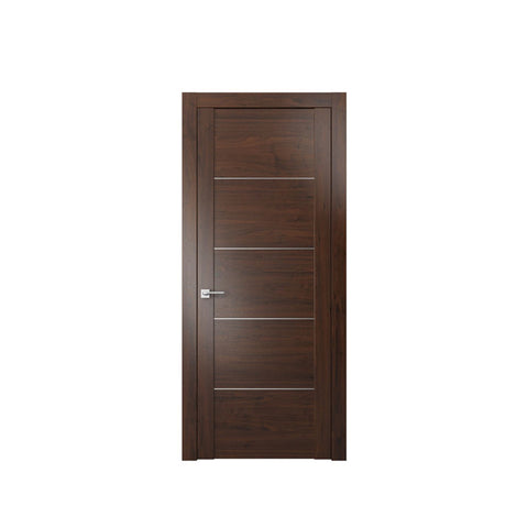 WDMA Modern External Carving Main Double Solid Oak Teak Wood All Wood Storm Front Door Fire Resist Design And Price