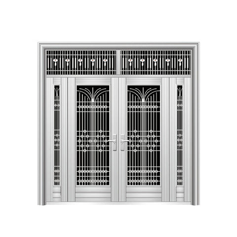 China WDMA Iron Door Design