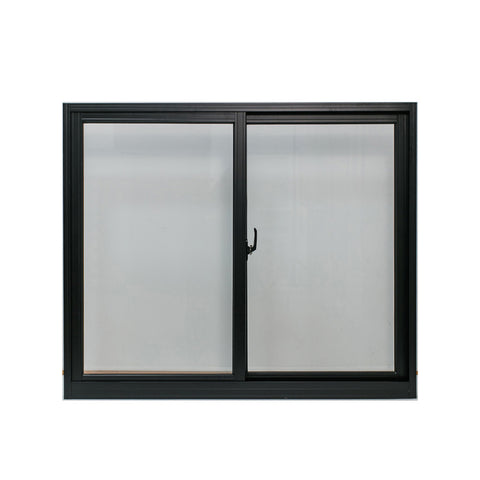 WDMA Narrow Frame Minimal Slimline Aluminium Frame Sliding Window With Mosquito Netting Screen