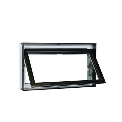 China WDMA motorized awning windows Aluminum Awning Window