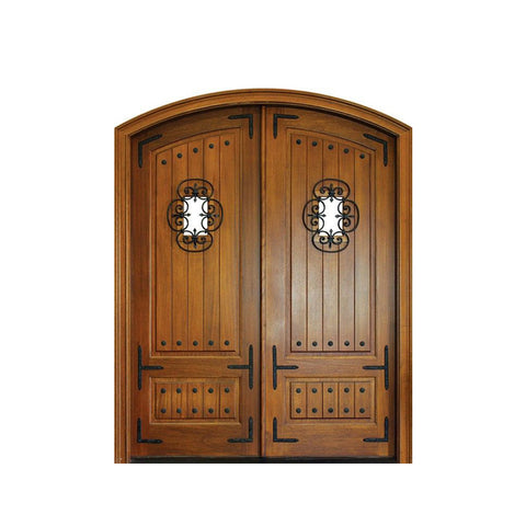 China WDMA oak interior door Wooden doors