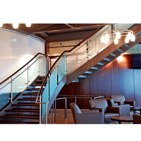 China WDMA Staircase Handrail Design
