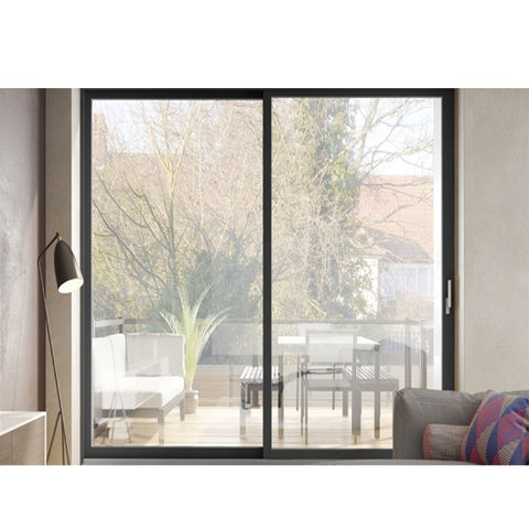 China WDMA heavy duty sliding door Aluminum Sliding Doors