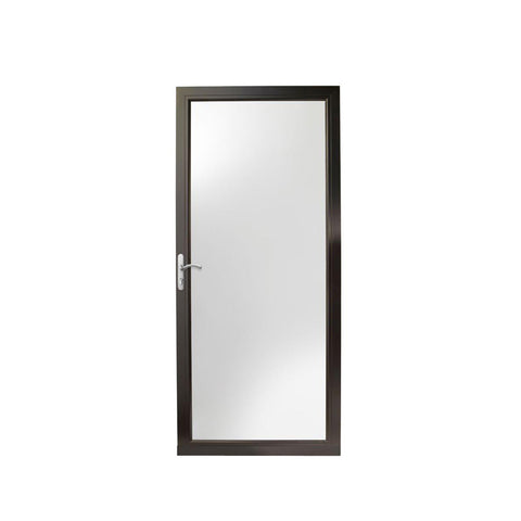 WDMA Pictures Interior Aluminium Bathroom Toilet Door With Frosted Glass Dubai Price Malaysia