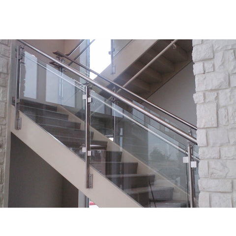 China WDMA curved wrought iron balcony railing Balustrades Handrails