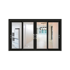 WDMA 3 Panel Sliding Glass Door