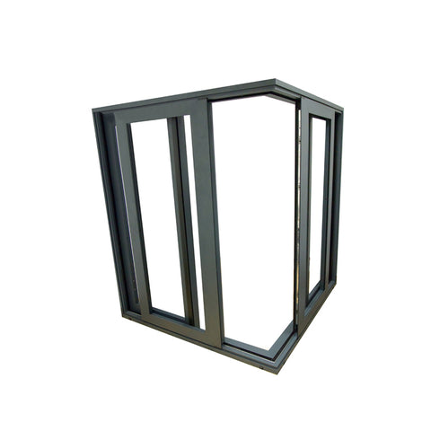 China WDMA 3 Panel Sliding Glass Door