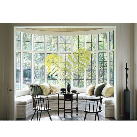 WDMA Powder Coated Aluminum Casement Window Lowes French Window Price Design