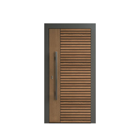 China WDMA Interior Pivot Door