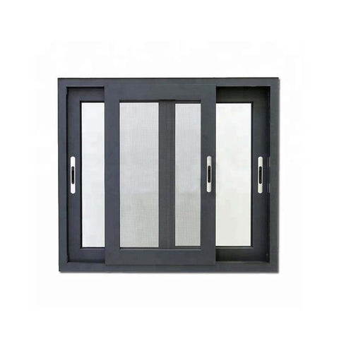 China WDMA Exterior Aluminium Window